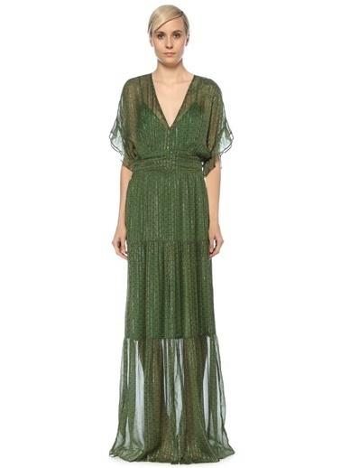 Ba&Sh Elbise Yeşil